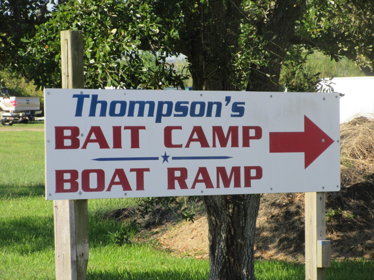 Thompson's Bait Camp & Boat Ramp